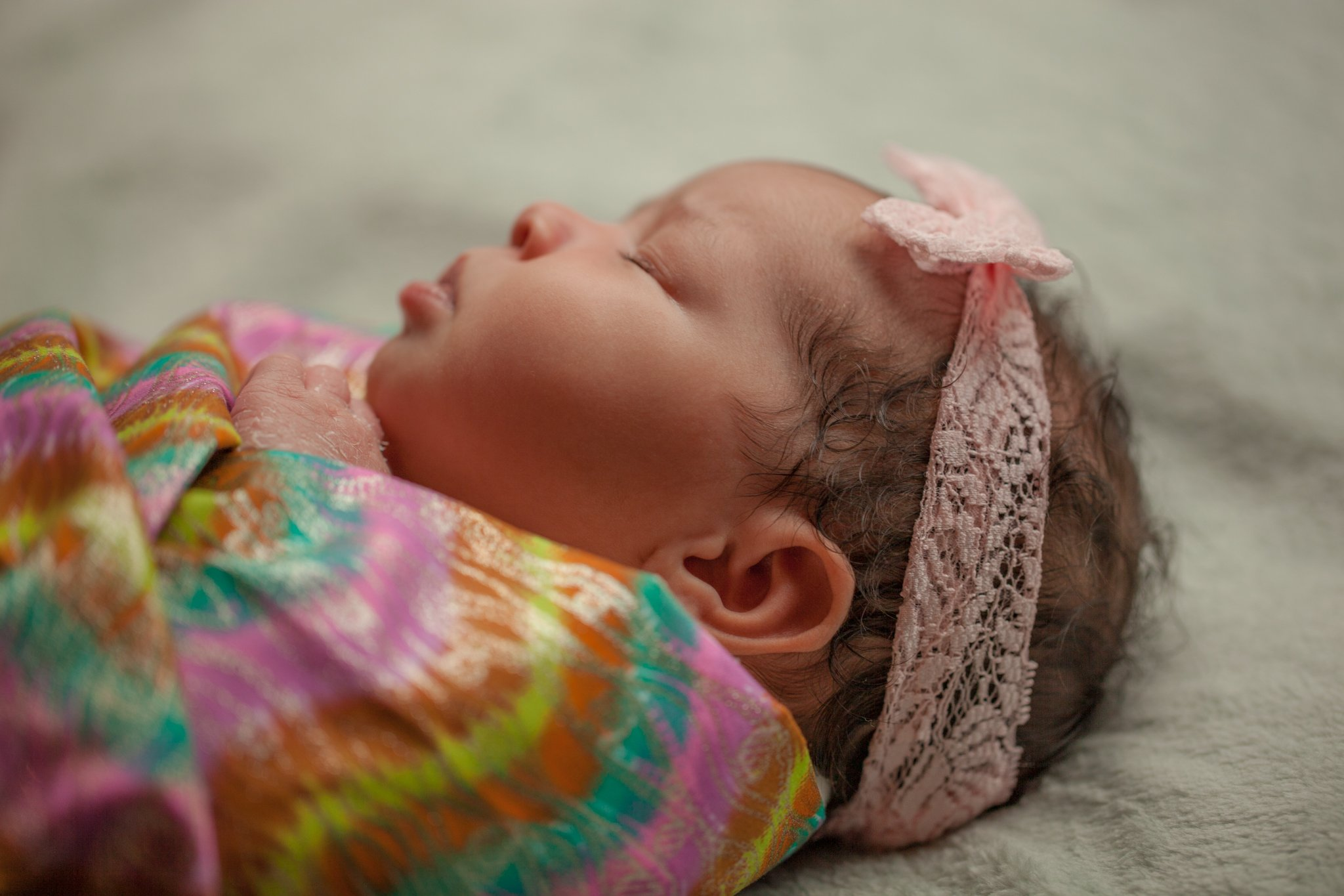 Newborn Photography, Baby Girl, Tania Miller Photography