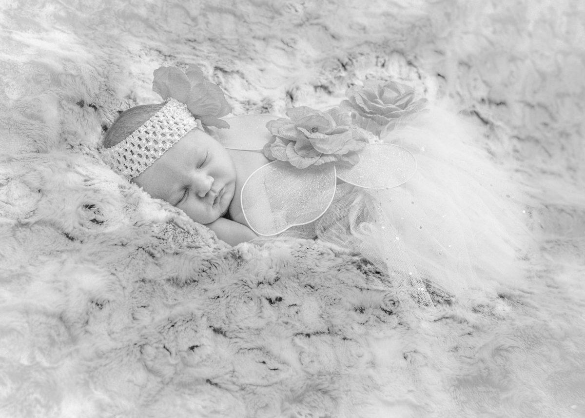 Baby Madison Sparey