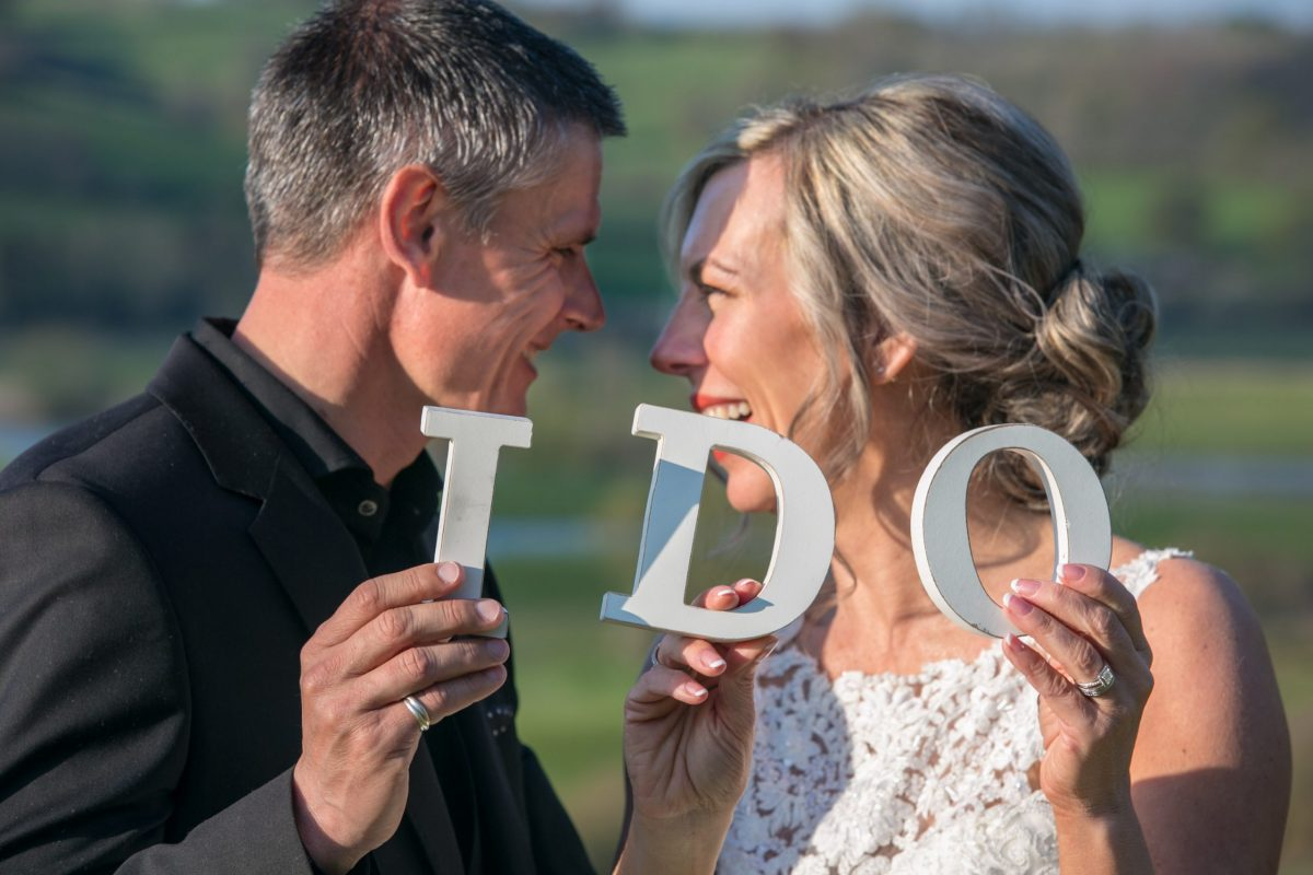 Wedding of Suzanna & Christian at Hunter Lodges, Celtic Manor –