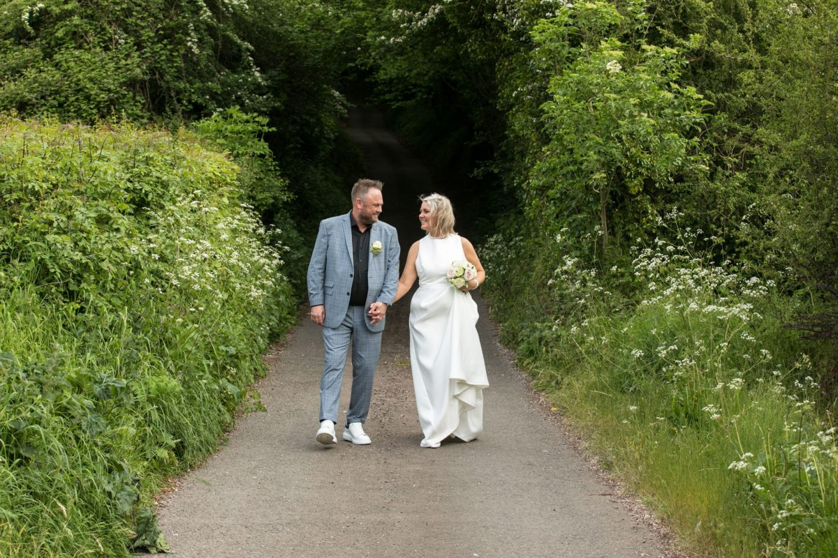 Vow Renewal of Chris & Rachel