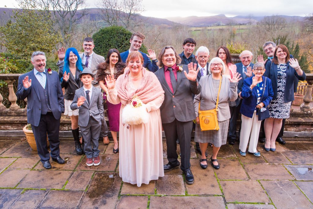 Wedding of Judith & Rob, Tania Miller Photography, Cwmbran Wedding Photographer