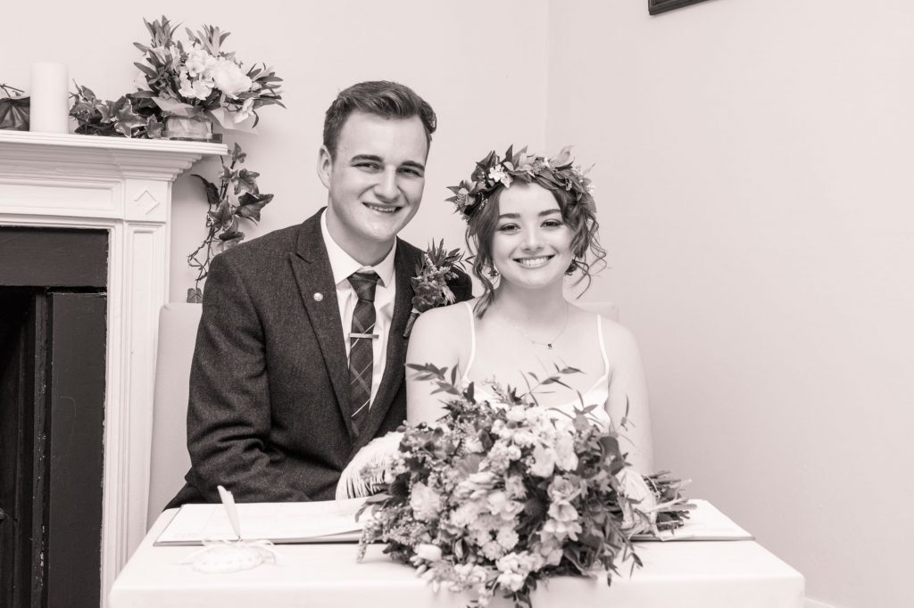 Wedding of Nayarah & Jake, Tania Miller Photography, Ebbw Vale Wedding Photographer