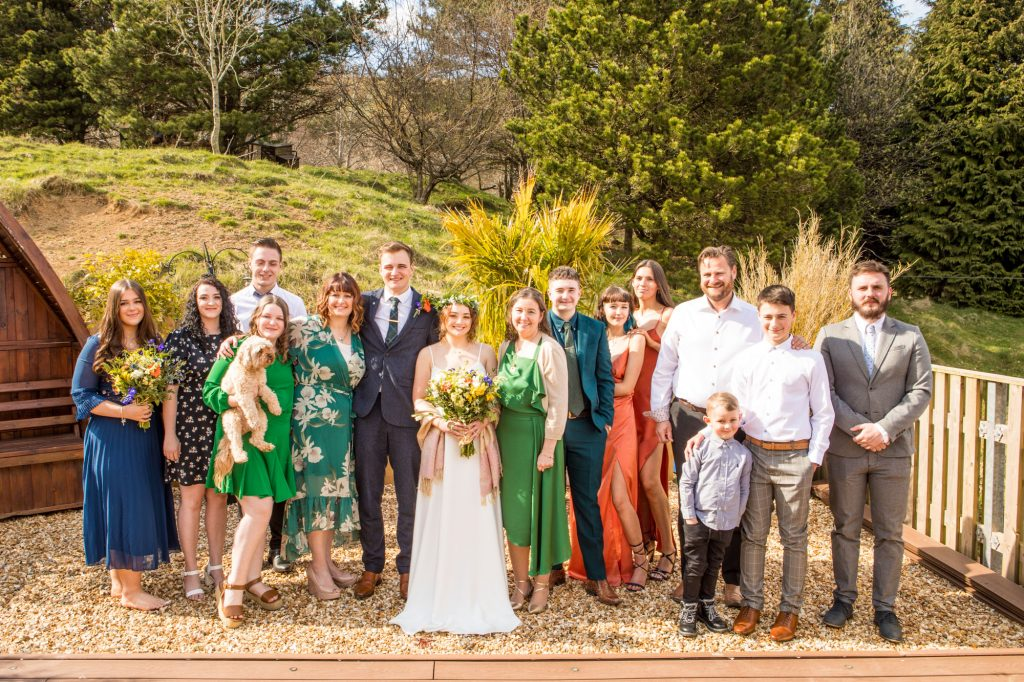 Wedding of Nayarah & Jake, Bedwellty House Tredegar, Tania Miller Photography, Ebbw Vale Wedding Photographer