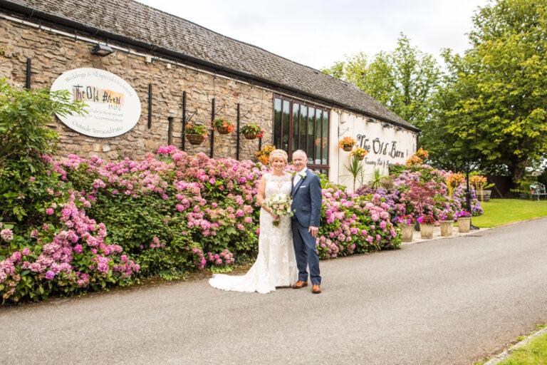 Wedding of Barbara & Chris, The Old Barn Inn Newport, Tania Miller Photography, Newport Wedding Photographer