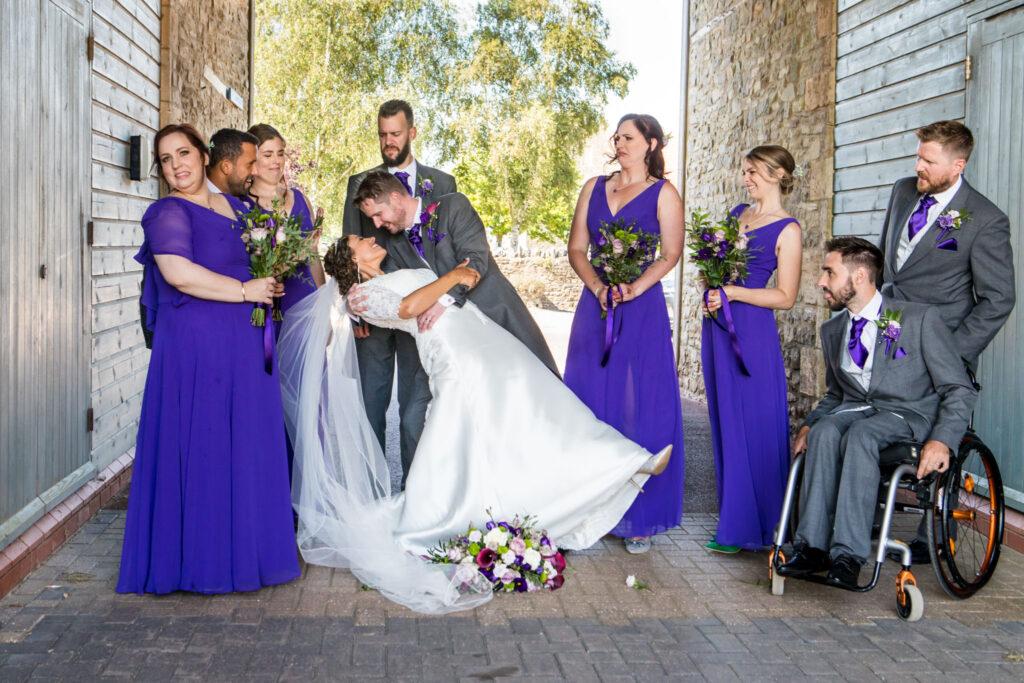 Wedding of Saffi & Dave, Thornbury Golf Centre, Tania Miller Photography, Bristol Wedding Photographer